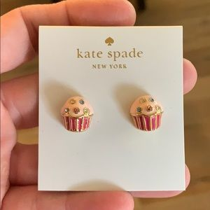 Kate Spade Take the Cake Earrings